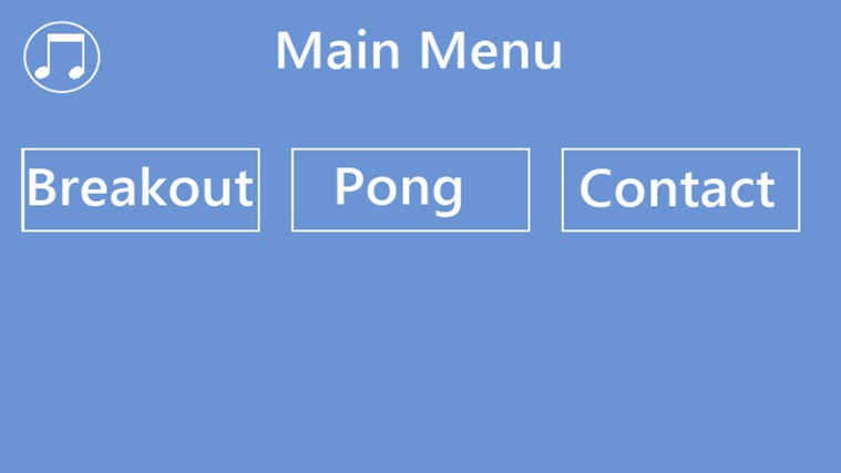 Breakout Pong Arcade 3D Plus screen shot 2
