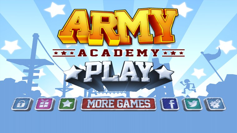 Army Academy - Alpha screen shot 0
