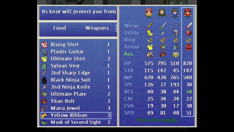 Doom and Destiny screen shot 6