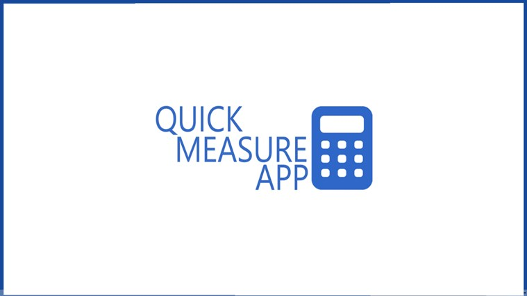 Quick Measure App screen shot 0