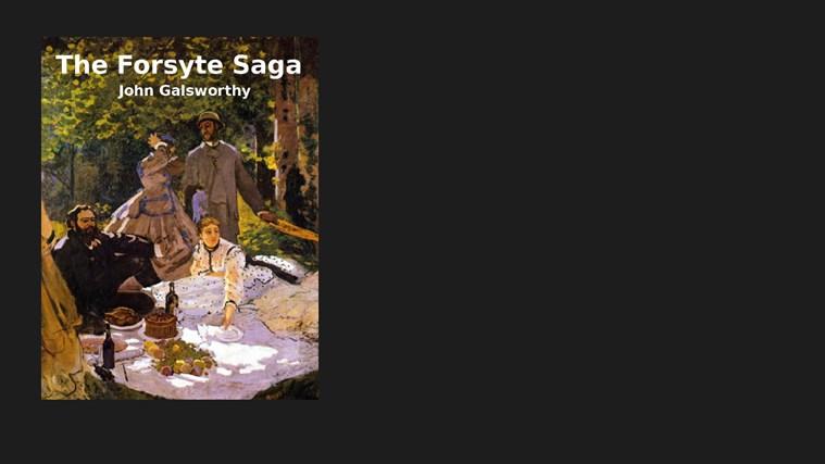 The Forsyte Saga captura de tela 0
