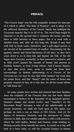 The Forsyte Saga captura de tela 4