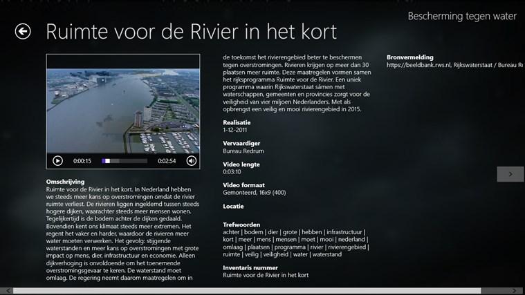 Beeldarchief Rijkswaterstaat schermafbeelding 8