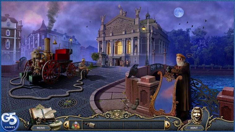 Mystery Of The Opera HD screen shot 0