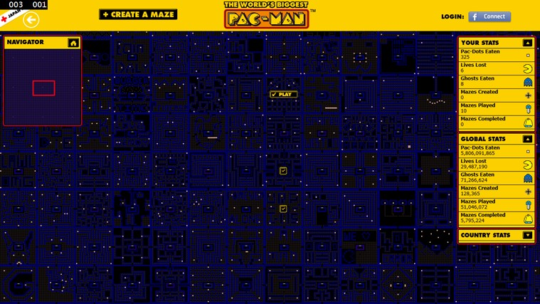 Pacman Infinity HD screen shot 0