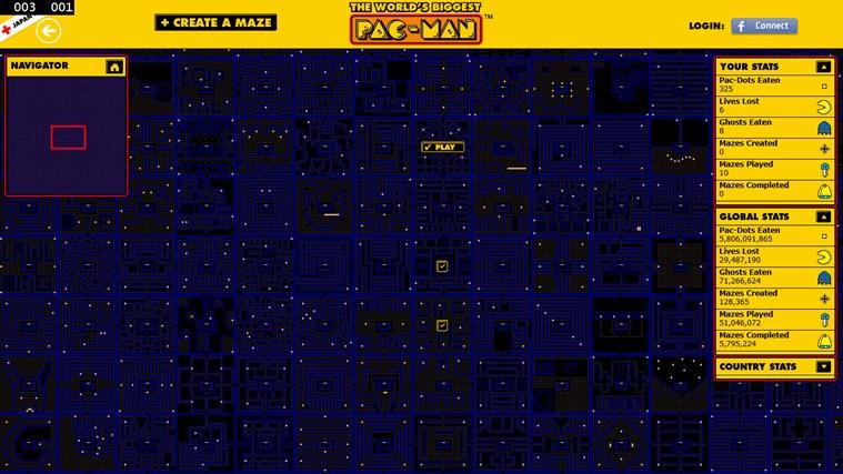 Pacman Infinity HD screen shot 0
