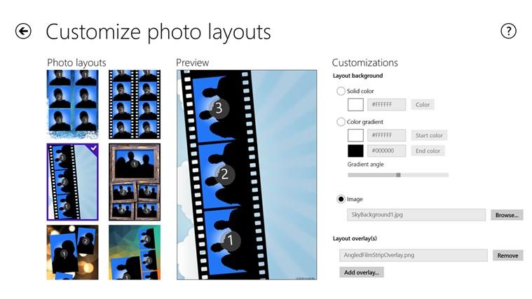 InstantPhotoBooth screen shot 8