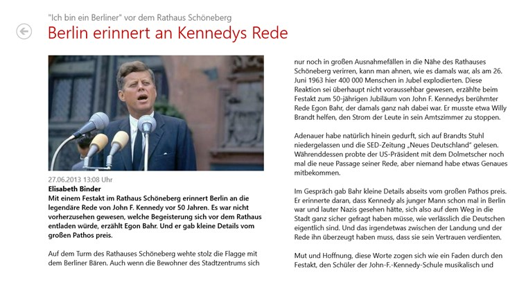 Der Tagesspiegel Screenshot 2
