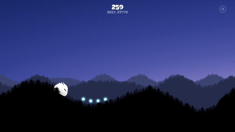 Twilight Run screen shot 0
