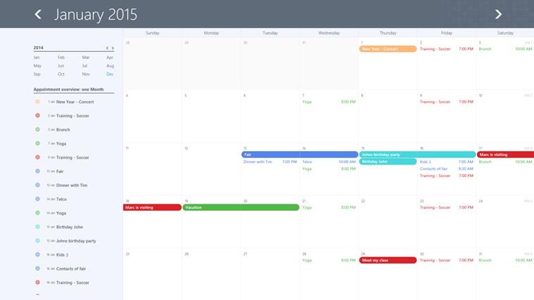 gmail calendar screen shot 0