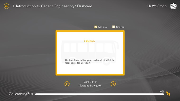 Genetic Engineering 101 by WAGmob screenshot 8