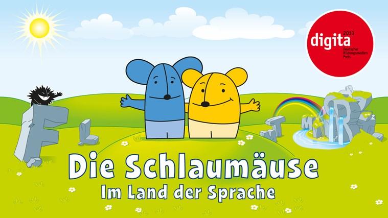 Schlaumäuse - Im Land der Sprache Screenshot 0