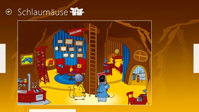 Schlaumäuse - Im Land der Sprache Screenshot 6