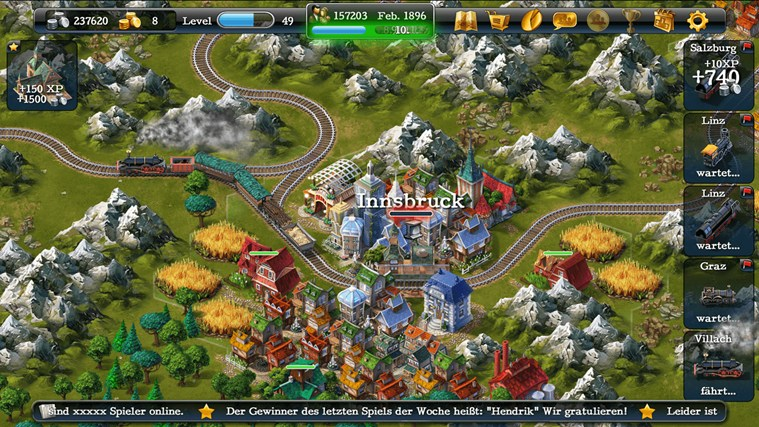 SteamPower1830 Screenshot 6
