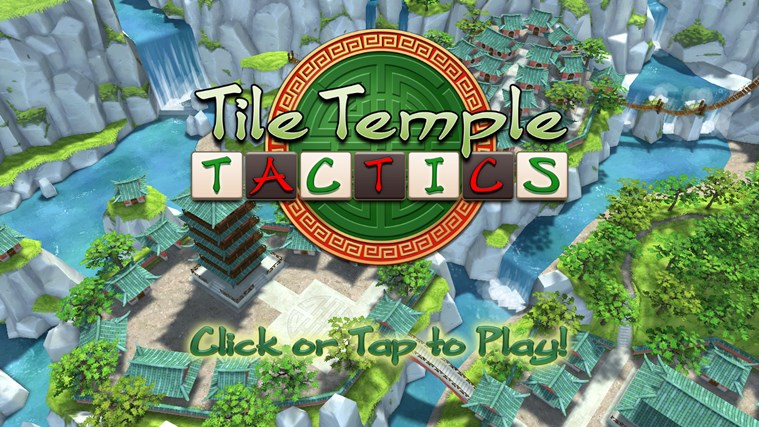 Tile Temple Tactics screen shot 0
