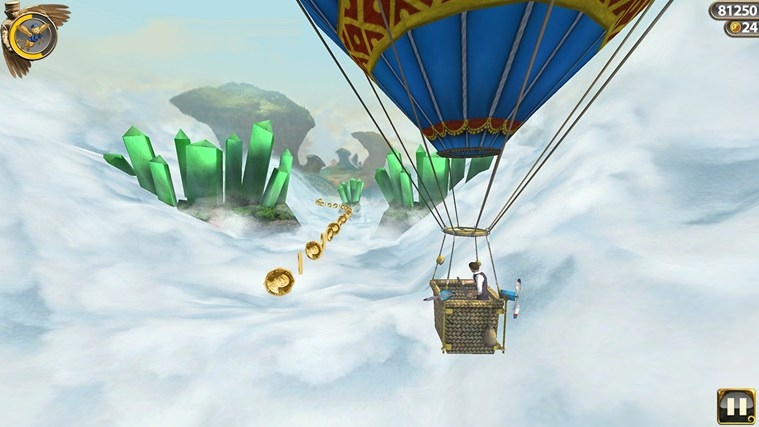 Temple Run: Oz screen shot 2