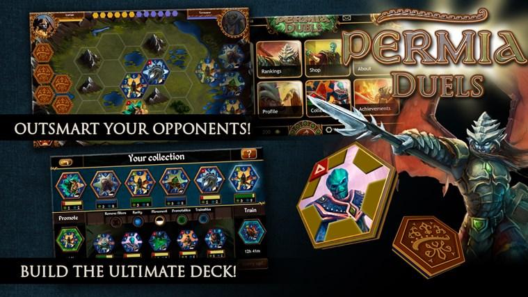 Permia - Duels screen shot 0