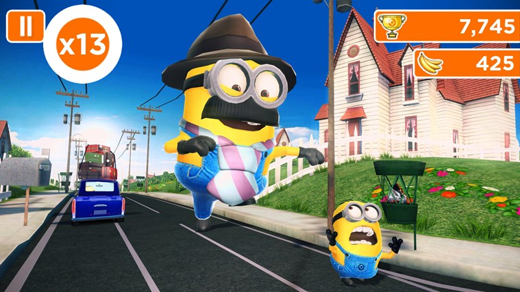 Despicable Me: Minion Rush capture d'écran 4