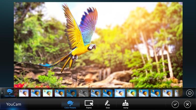 YouCam Mobile - Bundle version screen shot 2