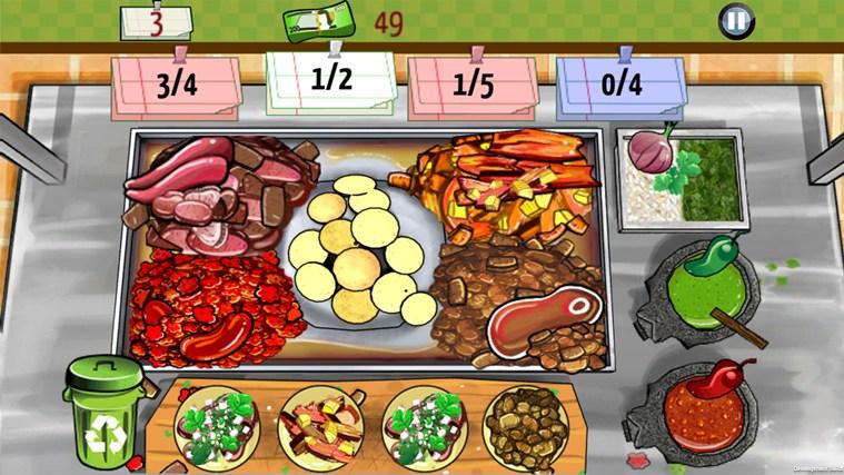 Taco Master captura de pantalla 4