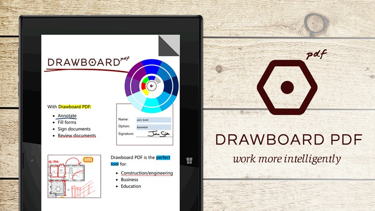 Drawboard PDF screen shot 0