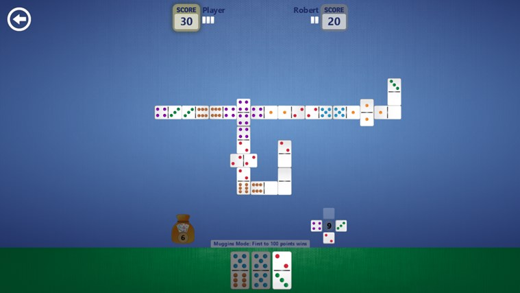 Dominoes screen shot 0