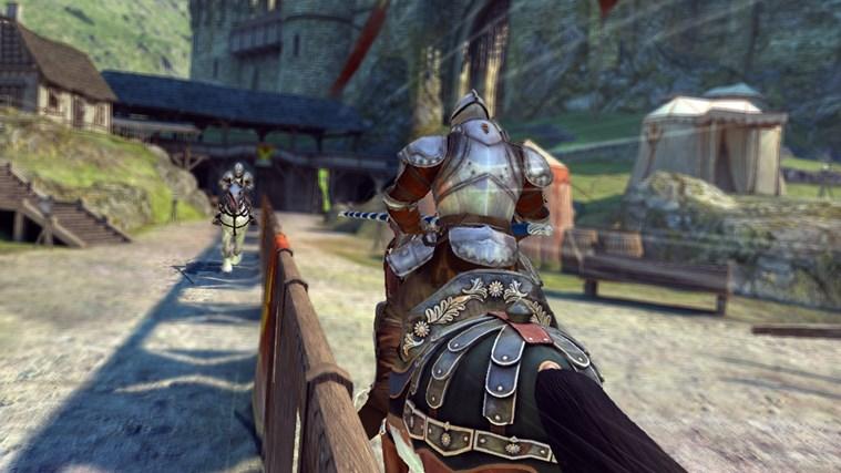 Rival Knights screen shot 0