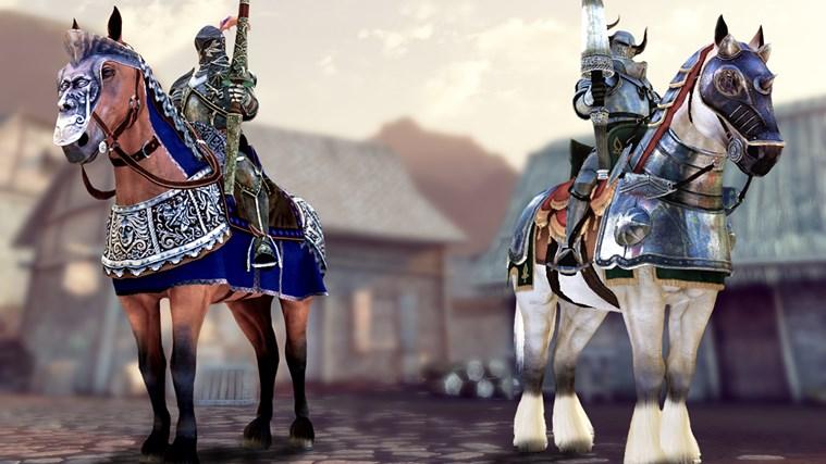 Rival Knights screen shot 2
