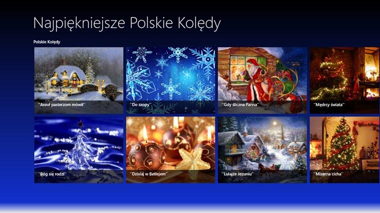 Najpiękniejsze Polskie Kolędy screen shot 0