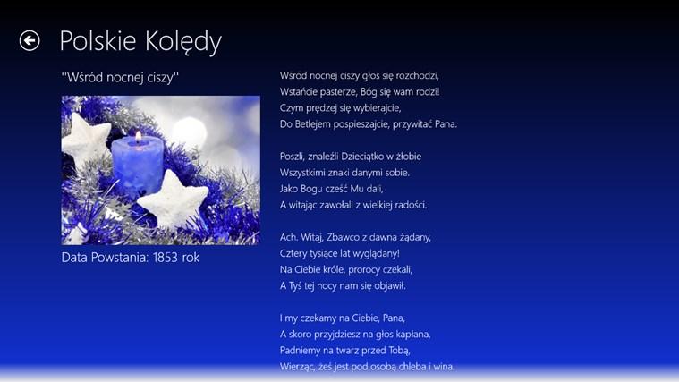 Najpiękniejsze Polskie Kolędy screen shot 2