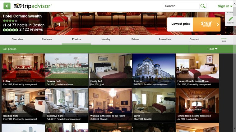 TripAdvisor Hotels Flights Restaurants screen shot 8