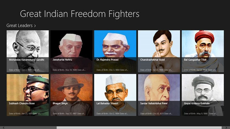 indian freedom fighters Top 10 women freedom fighters of india new delhi: over the past few decades, women have surged ahead in indian polity women have held high offices in independent india including that of the.