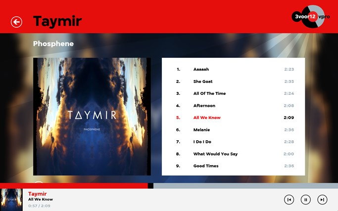 Luisterpaal schermafbeelding 2