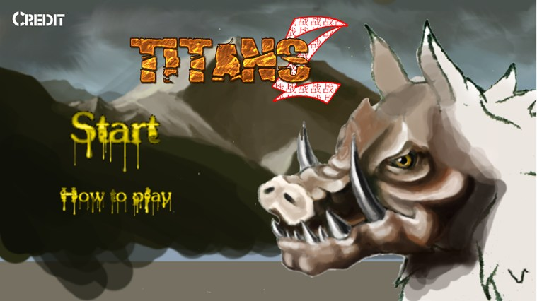 TitansZ screenshot 2