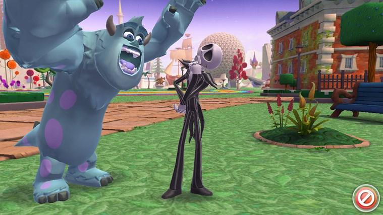 Disney Infinity: Action! captura de tela 0