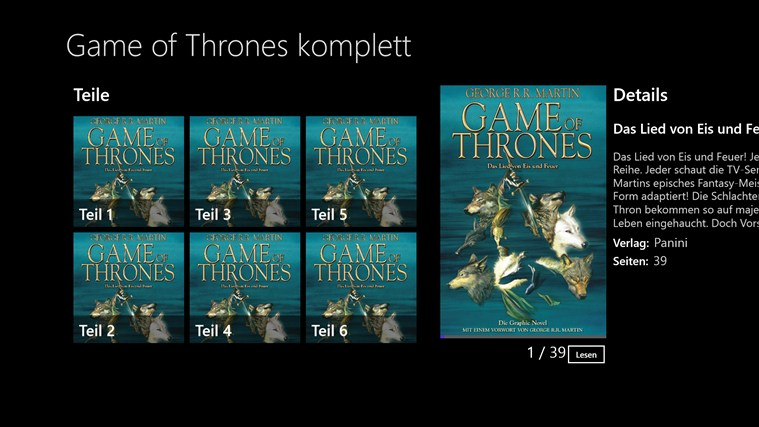 game of thrones online anschauen