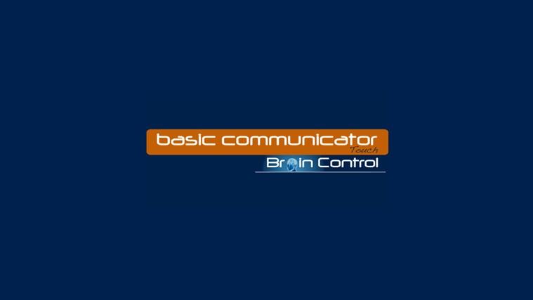 BrainControl - Basic Communicator Touch screen shot 0