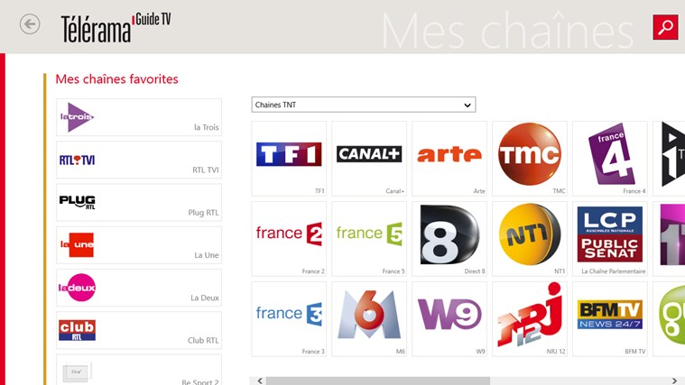 Télérama Guide TV capture d'écran 4