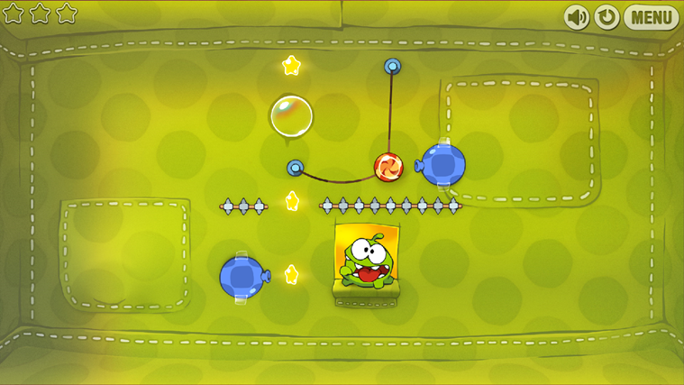 Cut The Rope en version HTML5