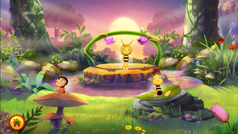Maya the Bee screen shot 4
