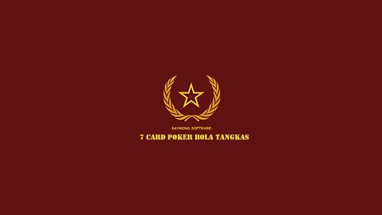 7 Cards Poker Bola Tangkas petikan skrin 0