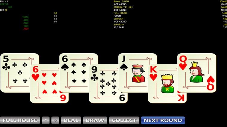 7 Cards Poker Bola Tangkas posnetek zaslona 6