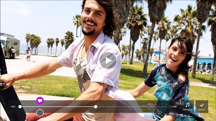 Instants vidéos capture d'écran 0