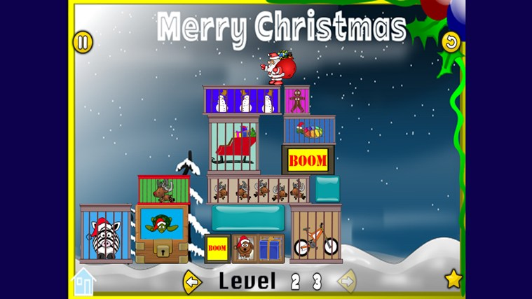 Rescue Xmas screen shot 0