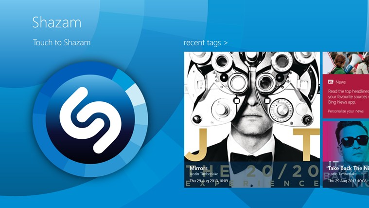 Shazam screen shot 0