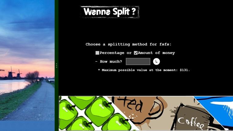 Wanna Split? screenshot 2