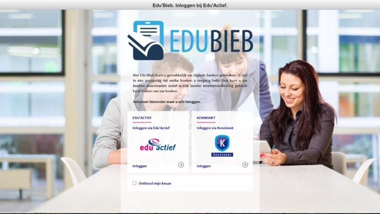 Edu'Bieb screen shot 0