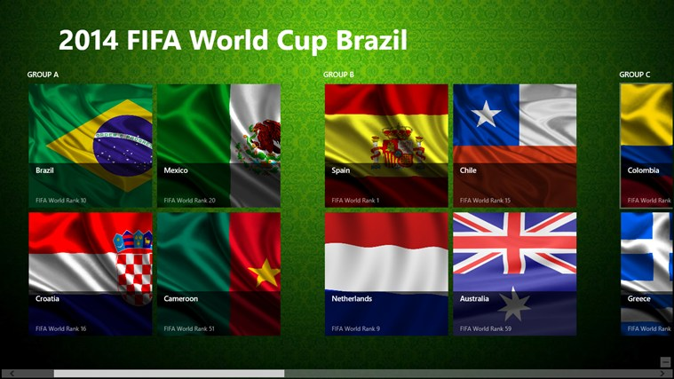 2014 Fifa World Cup Brazil 2014 screen shot 0