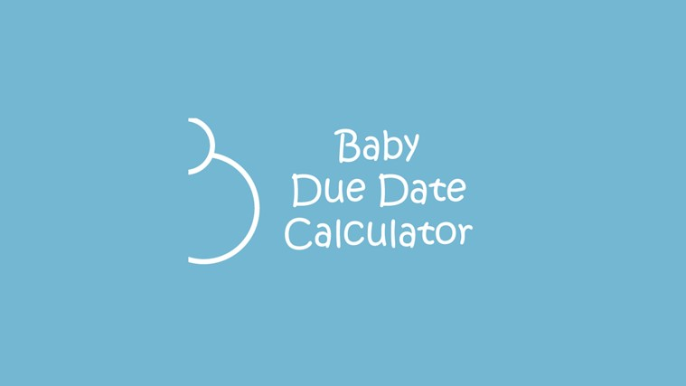 Baby due date calculator