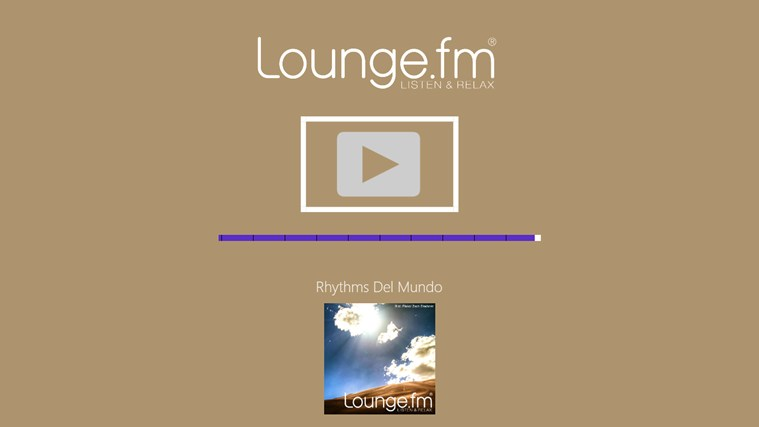 Lounge.FM screen shot 0